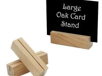 large-oak-card-Stand
