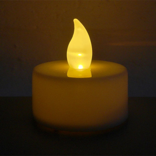 LED Flickering Candle Tea Light
