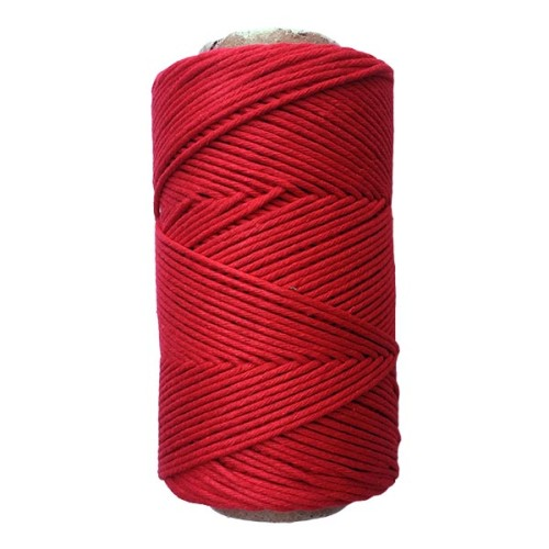 104 red cotton twine