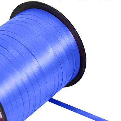 Curling Ribbon Blue