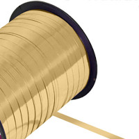 Metallic Curling Ribbon Gold