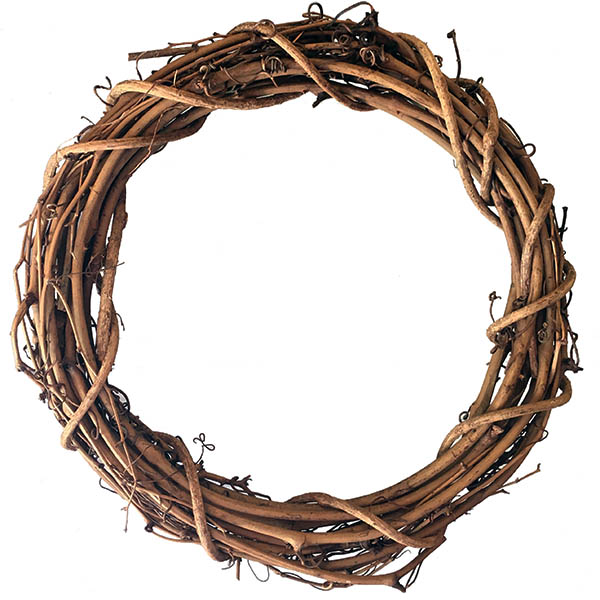 Grapevine Wreath Rings | The Essentials Company