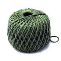 Green Jute Twine - 3ply