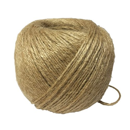 Jute Twine - 3ply Natural | The Essentials Company