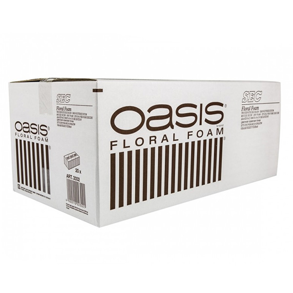 20 Oasis Dry Foam Bricks