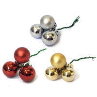 Christmas Ball Picks | The Essentials Company