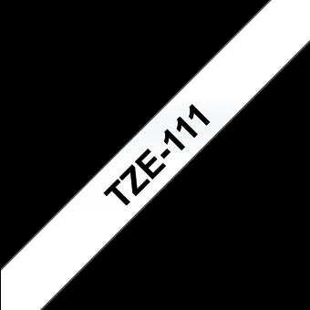 TZe111_Black-on-Clear