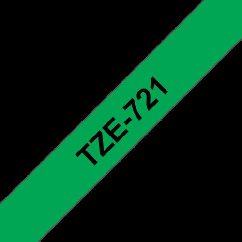 TZe721_Black_on_Green