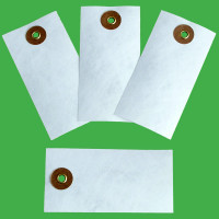 Tough Untearable Tyvek Tags