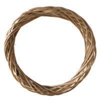 Peeled Wicker Ring