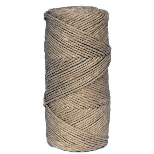 Polished Flax Twine - 501 Large Spool/Ball