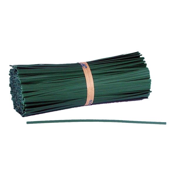Green Wire Twist Tie
