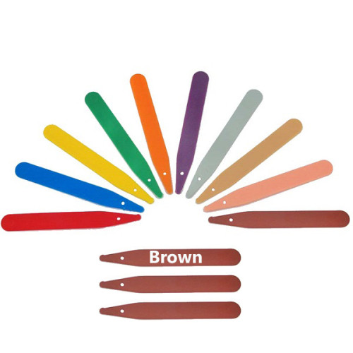 Brown Pot Labels
