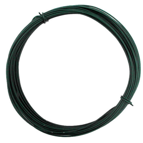 Heavy duty green wire