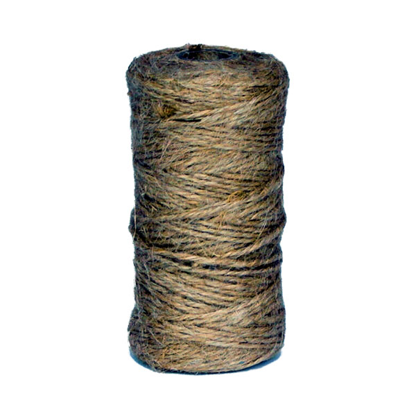 Natural 3 Ply Jute Spool