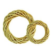 Wicker Wreath Rings Peeled The Essentials Company
