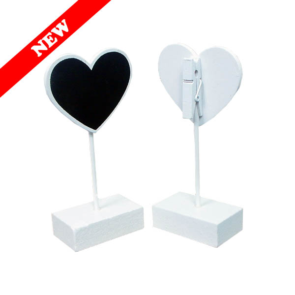 Blackboard-Heart-Label-Holder