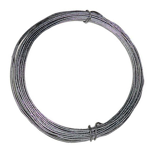 Galvanised-wire