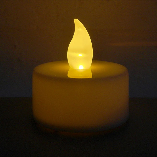 LED-Tea-light-candle-flickering