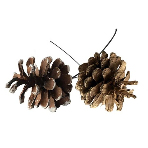 Pine COnes on a Wire - The Essentials Company