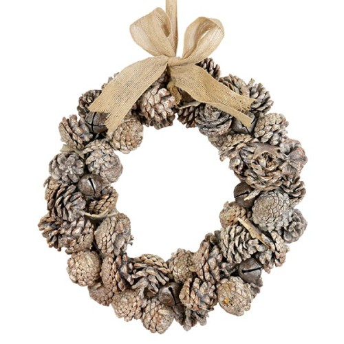 Pine Cone Wreaths - The Essentials Company