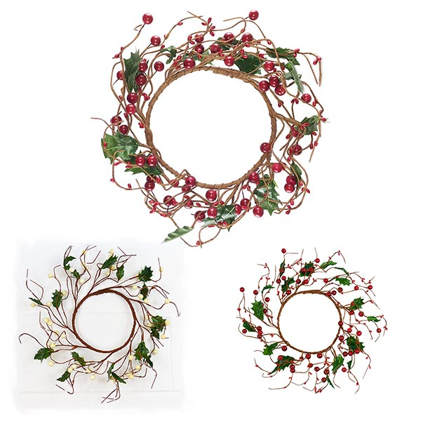 Berry Wreaths - The Essentials Company