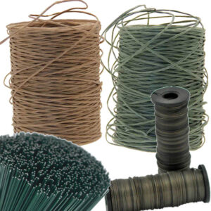 Floristry Wires & Tapes