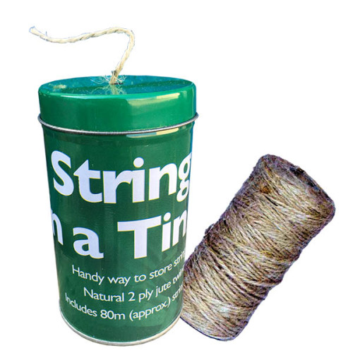 2ply Twine in a tin