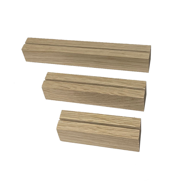 Wooden Card Stands