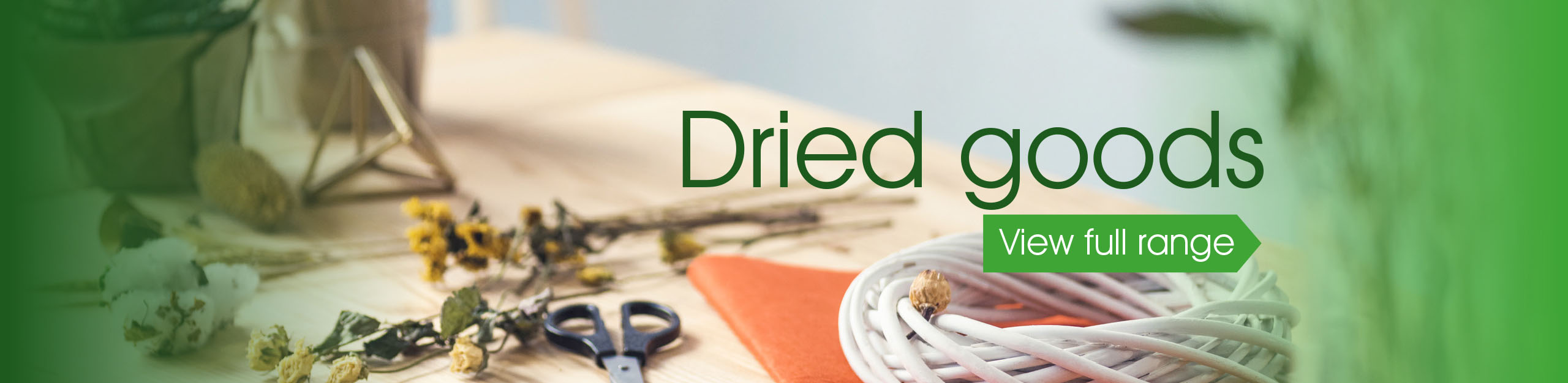 Dried & Natural Products