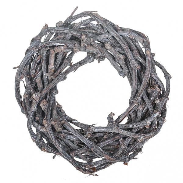 Chunky Twig Wreath