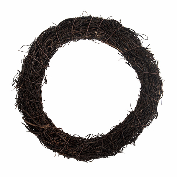 20cm Rattan Wreath Base