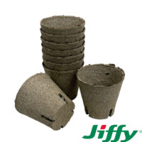 Jiffy Pot with Slits