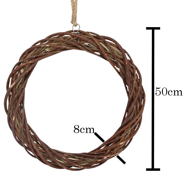 Willow Ring 50cm